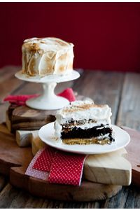 S'mores Mini Cakelettes-An Ingenious Idea!