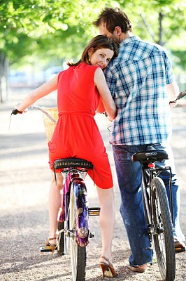 A Sweet Summer Engagement Shoot in Downtown Denver