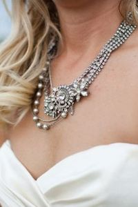 Create Your Own Elegant DIY Wedding Necklace