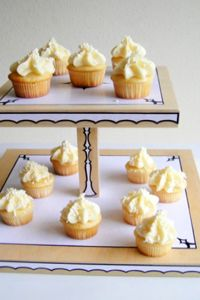Trompe L'Oeil Cupcake Stand by Oh Happy Day