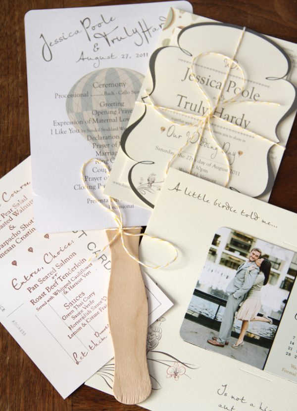 Poole Hardy Wedding Skinner Barn Vermont Wedding Paper