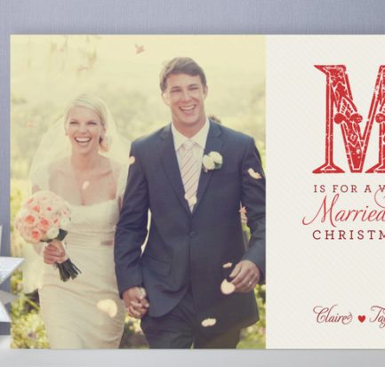 Minted Holiday Wedding
