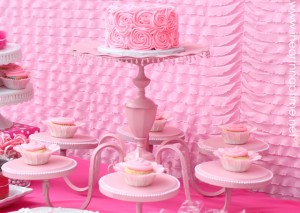 DIY Chandelier Cake Stand by I Heart Naptime