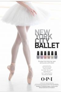 Storyboard Wedding OPI-NYC Ballet SoftShades Nail Lacquers Social Love...