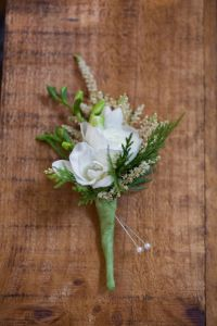 Styled Bridal Portrait & Floral Inspiration Shoot: Modern Luxury W...