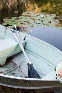 A Vintage Bird Themed Wedding Featuring Galvanized Items & Sweets ...
