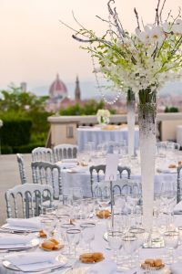 Jaw Dropping Rooftop Views, Crystal Detailing & Lovely Lace for Da...