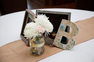 Melanie & Matt Country DIY Southern Wedding Maria Leinen Photography
