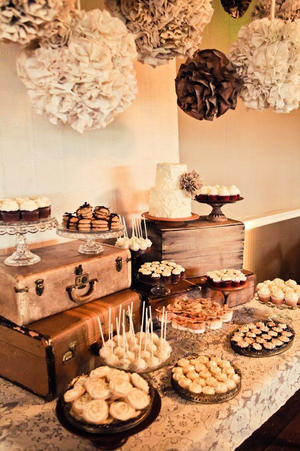 Tamara & Steve Burlap & Lace Themed Vintage DIY Wedding Heather Lynn Photographie