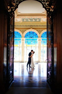 Old Hollywood Glam Meets Moments of Joyous Laughter At This Vizcaya Museum and Gardens Wedding In Mi...