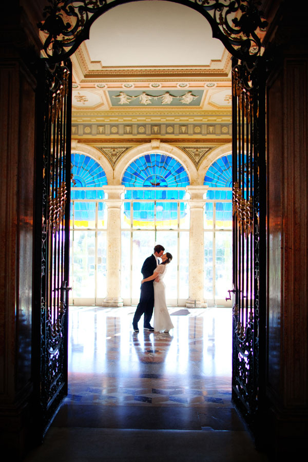 Old Hollywood Glam Meets Moments of Joyous Laughter At This Vizcaya Museum and Gardens Wedding In Miami   Photograph by Adagion Studio