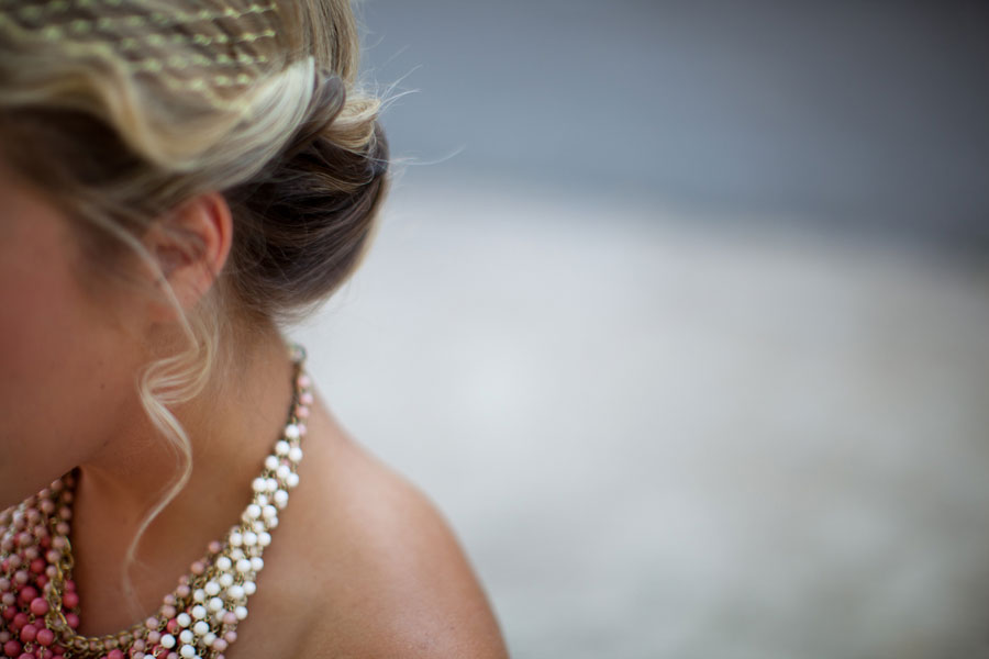 Contemporary Fresh Faced Bride With Gold Blusher Veil   Photograph by Bernadette at Dette Snaps  https://storyboardwedding.com/contemporary-fresh-faced-bride-makes-a-statement-in-a-gold-blusher-veil/