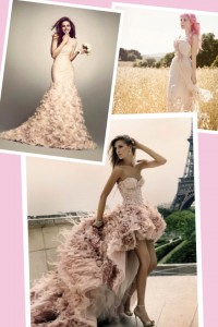 Real Bride Blogger Stephanie Wedding Dress Inspiration