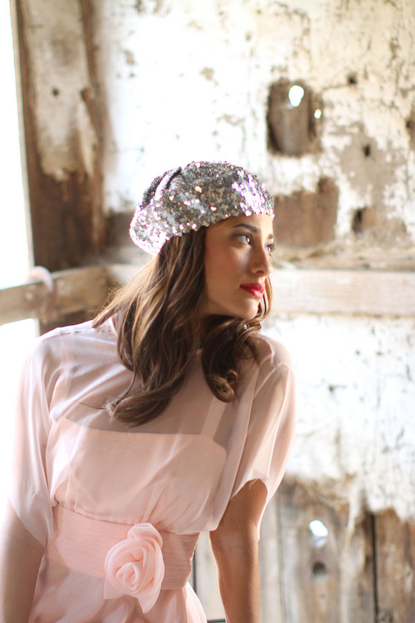 Bohemian Styled Shimmering Wedding Day Fashion Shoot For Less Traditional Brides   Photograph by Lucy Munoz Photography