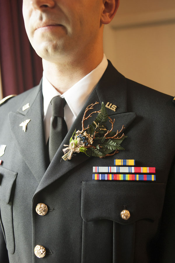 Lake Lure North Carolina Country Feel Military Lakeside Wedding