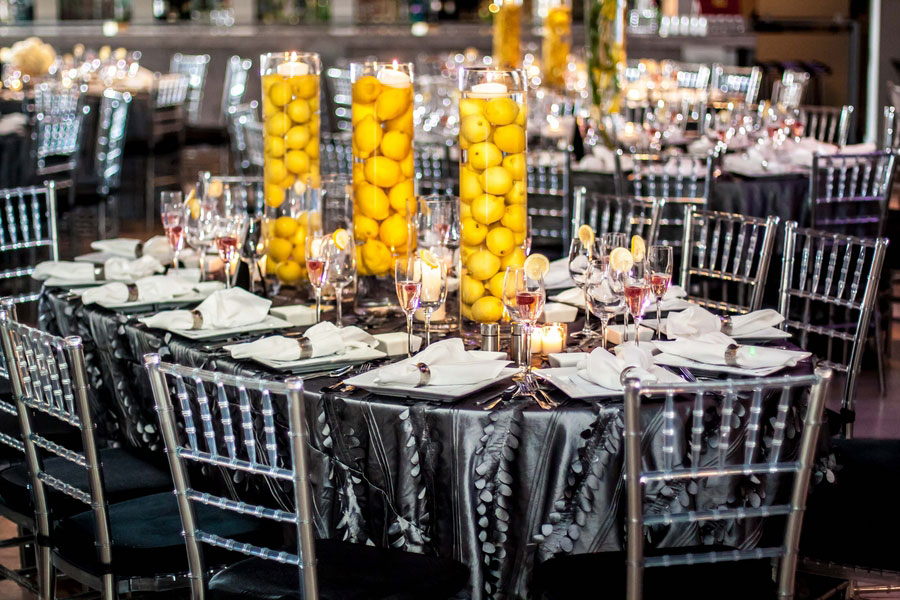 City Of Brotherly Love Plays Host To A Modern Wedding With All The Right Details   Photograph by Bartlett Pair Photography