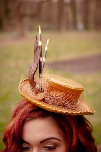Ruffles, Locks, & Gears- The Softer Side of A Steampunk Inspired Weddi...