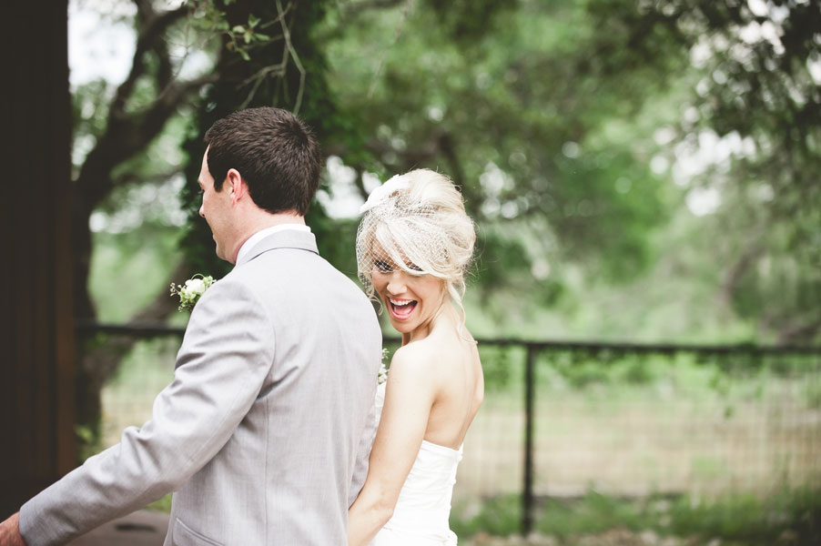 Elevated Texas Country Wedding With All The Trimmings On Cactus Ranch | Photograph by Kimberly Scott Creative