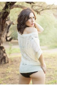 An Arizona Oasis Sets The Tone For This Sweetheart Boudoir Session By Le Boudoir Studio