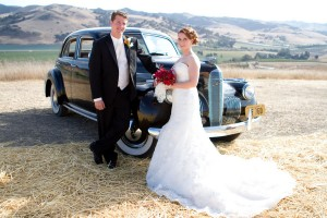 Los Alamos Private Family Ranch Wedding With Vintage Travel Theme Inspiration