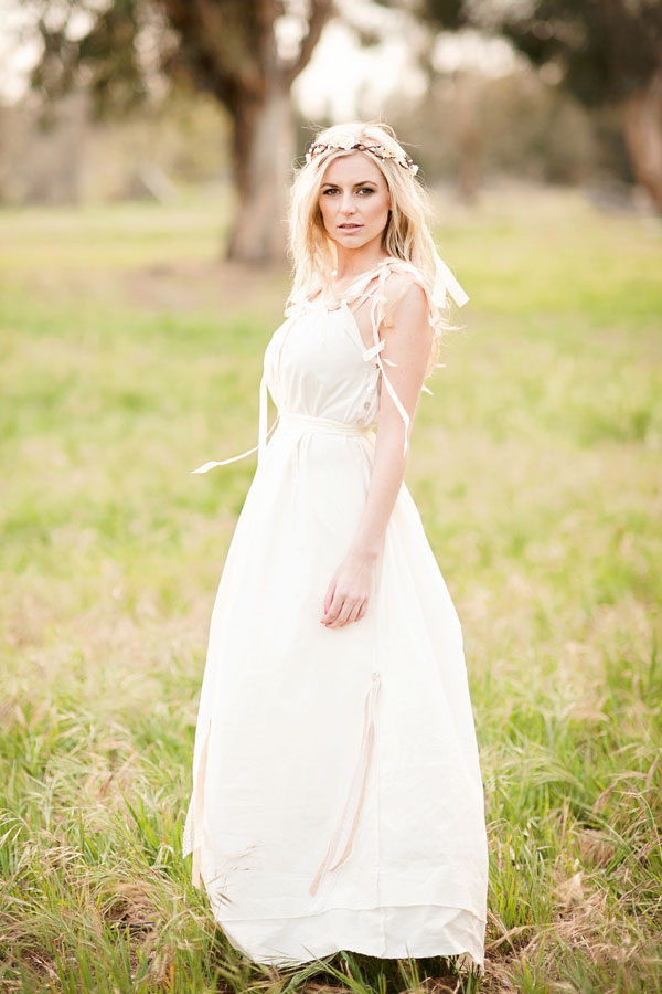 Chic Boho Inspired DIY Styled Shoot With An Earthy Love Feel | Photograph by Brittany Dow Photography