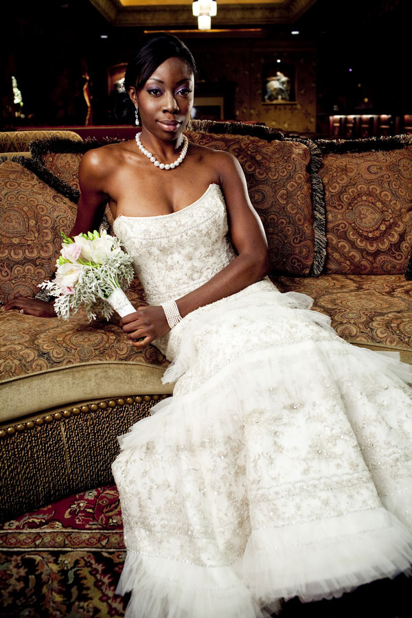 Bridal Glam In 5 Elegant & Sophisticated Looks Captured On The House Of Blues Stage   Photograph by Esvy Photography