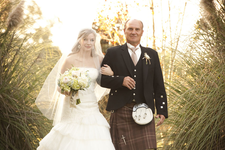 South Carolina Marshland Wedding Featuring A Wee Spot Of Scottish Flair & BBQ | Photograph by Reese Moore Weddings  http://storyboardwedding.com/south-carolina-marshland-wedding-featuring-a-wee-spot-of-scottish-flair-bbq/
