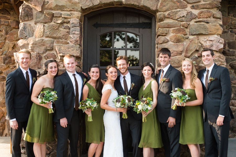 Boettcher Mansion Colorado Wedding With Eco-Chic Touches   Photograph by Ashley Davis Photography  https://www.storyboardwedding.com/polish-sophistication-are-the-hallmark-of-this-boettcher-mansion-colorado-wedding/