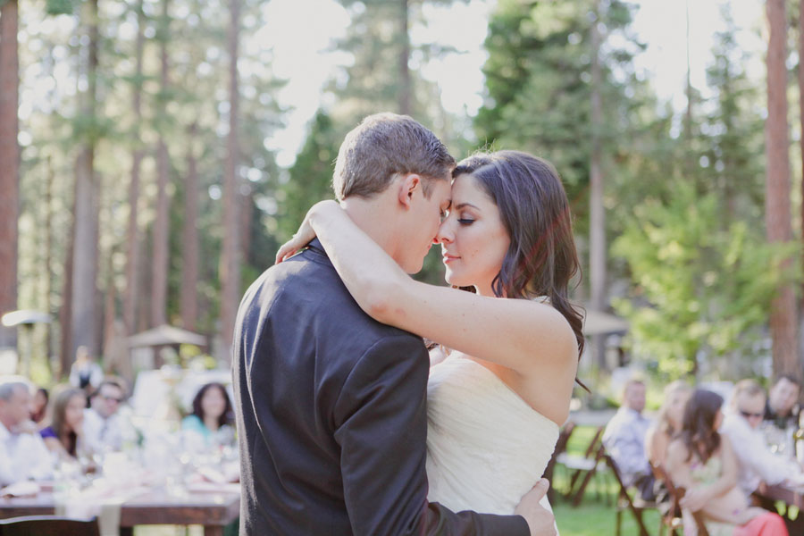 Soft Romantic Vintage Lake Tahoe Wedding | Photograph by Jessi LeMay Photography  https://storyboardwedding.com/soft-romantic-vintage-wedding-juxtaposed-against-the-strong-nature-that-surronds-lake-tahoe/