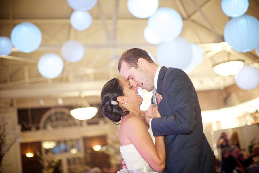 Fall Prospect Park Picnic House Brooklyn Wedding   Photograph by Weddings By Two