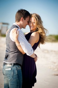 Secrets Unfold In A Honeymoon Island State Park Seaside Surprise Proposal