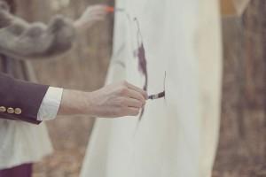 Lindsey_Zachary_Bohemian_Woodsy_Artist_Engagement_Session_BPosh_Photography_13-h
