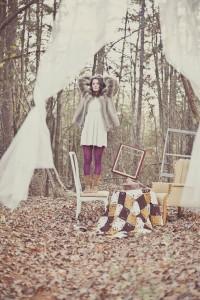Lindsey_Zachary_Bohemian_Woodsy_Artist_Engagement_Session_BPosh_Photography_8-lv