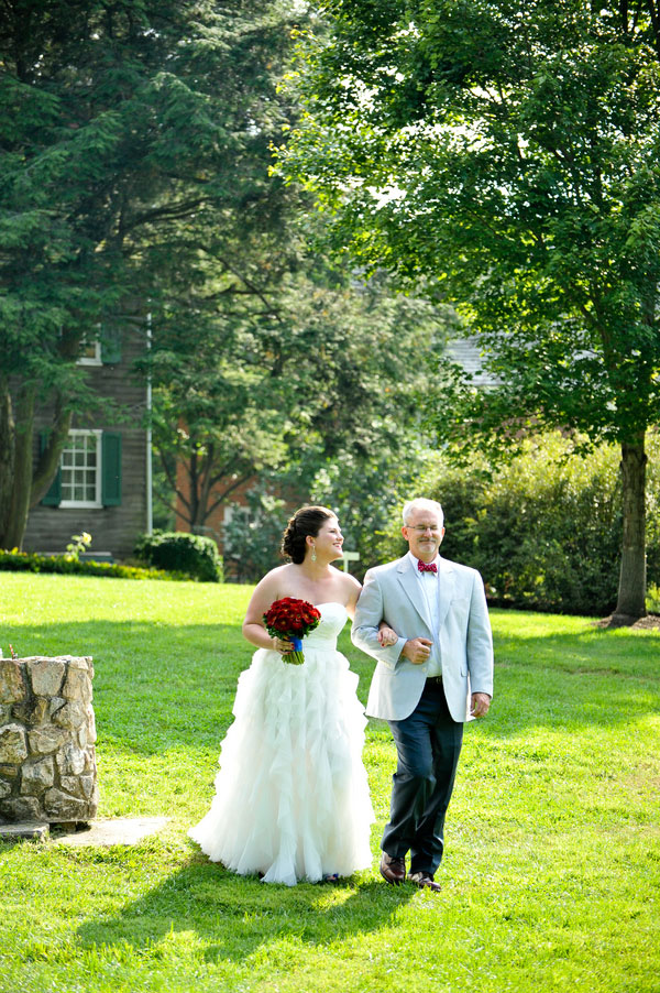 Vintage Carnival Infused Wedding With Rustic Touches At The Historic Union Mills Homestead   Photograph by Brenda Murphy Photography