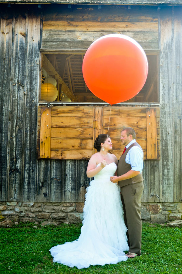 Vintage Carnival Infused Wedding With Rustic Touches At The Historic U...