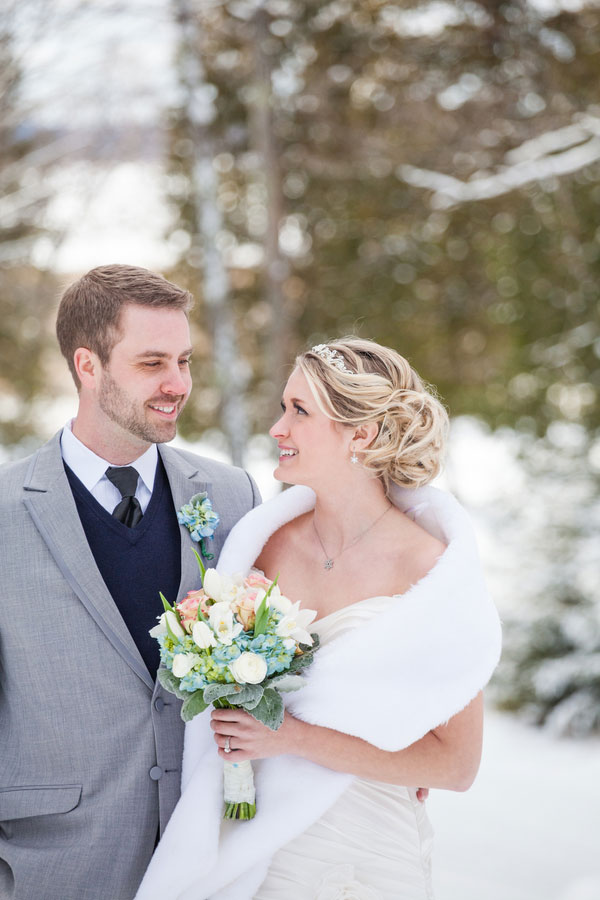 Winter Wedding | A Midday