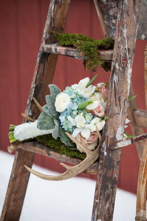 Winter Wedding   A Midday