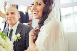 Stunning Persian Meets Egyptian DIY Wedding With Bright Airy Touches & Smiles For Days
