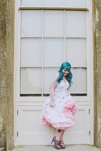 Romantic Renaissance Infused Girly Delight In This Ickworth House Gard...