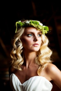 The Hobbit Inspired Wedding Featuring Bold Autumn Inspired Colors & Ru...