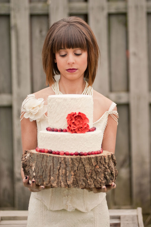 Rustic Winter Marie Antoinette Inspired Wedding In Rich Warm Colors   Photograph by Melissa Jordan Photography