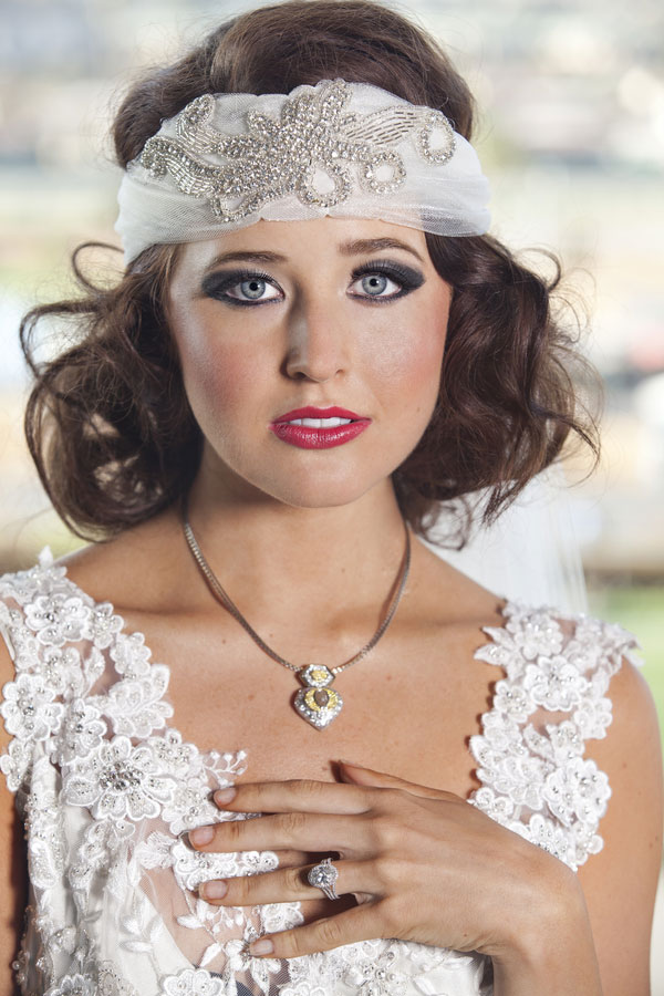 The Great Gatsby Goes To The Races In This Del Mar Racetrack Styled Wedding Winner   Photograph by Siegel Thurston Photography
