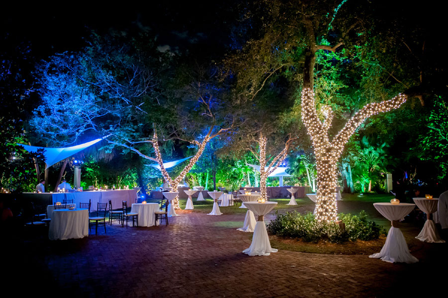 Sophisticated South Miami Florida Private Home Outdoor Garden Dream Wedding | Photograph by Kane & Social  https://storyboardwedding.com/stunning-and-sophisticated-south-miami-florida-private-home-outdoor-garden-dream-wedding/