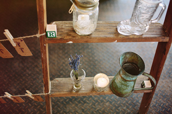 Rustic Country Girl Wedding In Purple & Burlap At The Destiny Hill Farm  | Photograph by Pat Furey Photography