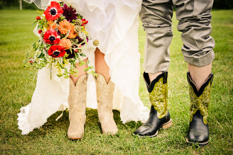 Music Inspired Planet Bluegrass Ranch Outdoor Colorado Wedding   Photograph by Elevate Photography