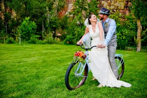 FRECOLE FEST 2012 In This Music Inspired Planet Bluegrass Ranch Outdoor Colorado Wedding