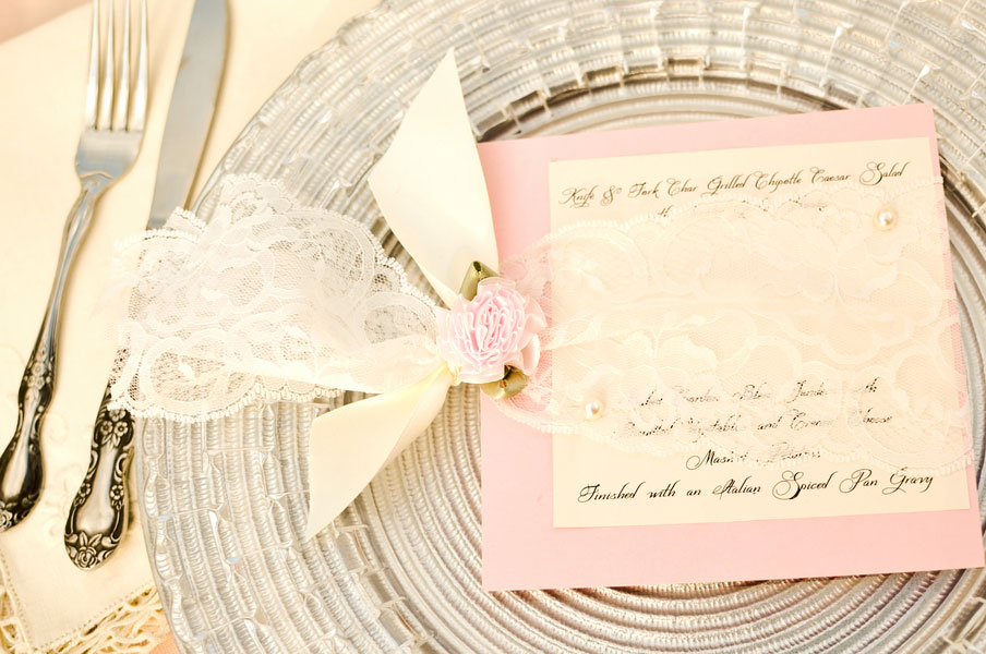 Vintage French & Old English Lace & Pearl Wedding In A Romantic Palette of Pink, Ivory & Gray | Photograph by Misty Miotto Photography  http://www.storyboardwedding.com/vintage-french-old-english-influence-this-lace-pearl-cypress-grove-estate-house-styled-wedding/