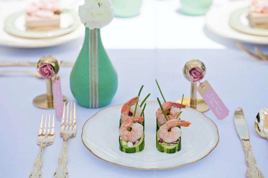 Antebellum Inspired Bridesmaids