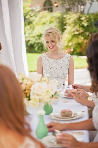Antebellum Inspired Bridesmaids' Luncheon ~ The Perfect Outdoor Spring Time Affair | Photograph by Nicole Ryan Photography