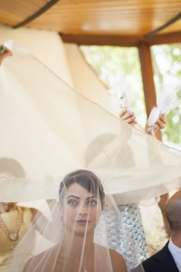 Elegant Intra-Faith Persian & Christian Wedding With Boulder Museum of Contemporary Art Celebration | Photograph by Ashley Davis Photography